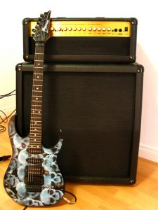Guitar & Amplifier